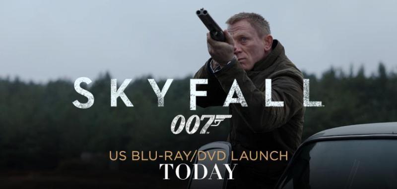 James Bond 007 Skyfall
