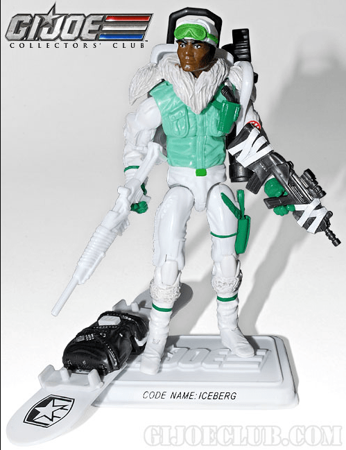 G.I. Joe Iceberg Collector's Club