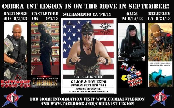 Cobra 1st Legion