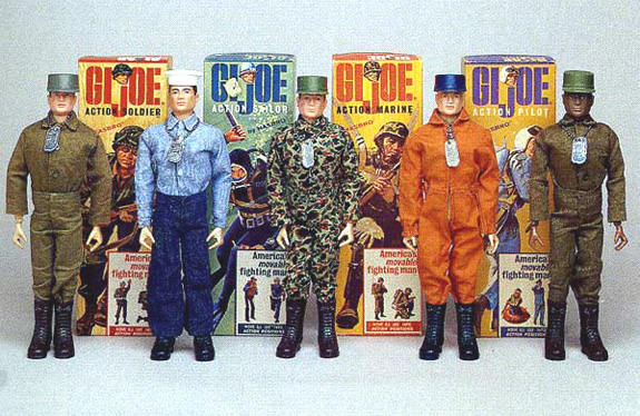 gi joe movable fighting man