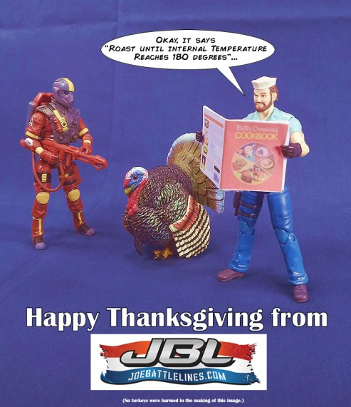 JBL Thanksgiving