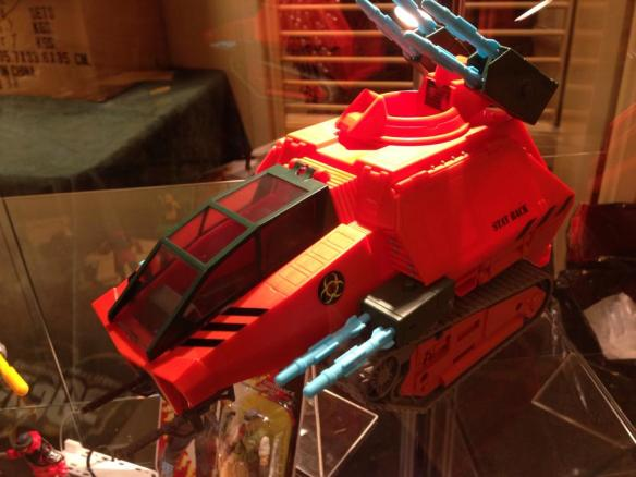 G.I. Joe Convention 2014 Cobra Septic Tank II