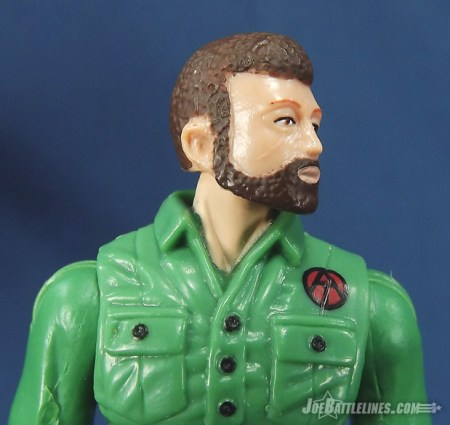 G.I. Joe Collector's Club 1:18 Adventure Team Commander