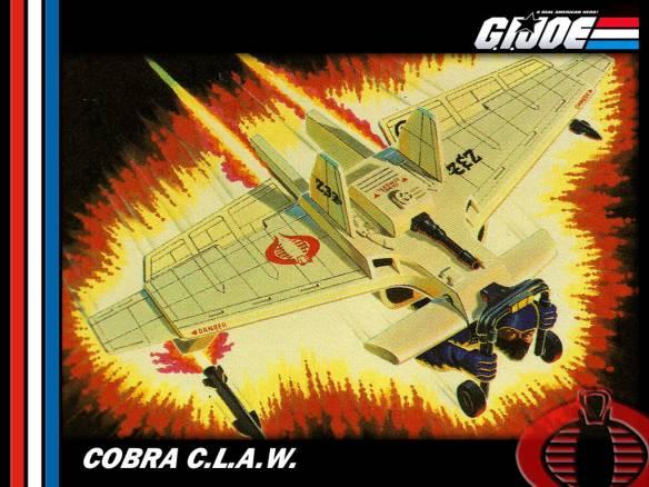 1984 Cobra CLAW