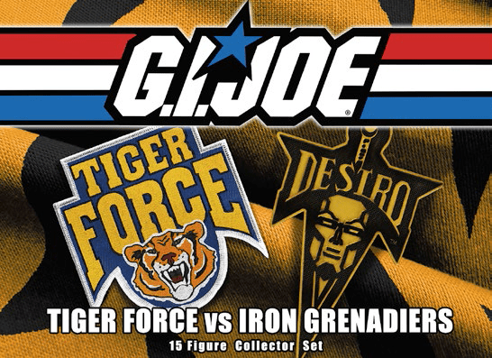 Joe Con 2015 Tiger Force vs Iron Grenadiers