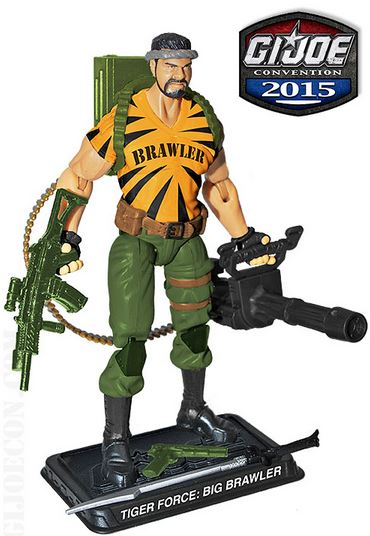 Tiger Force Big Brawler