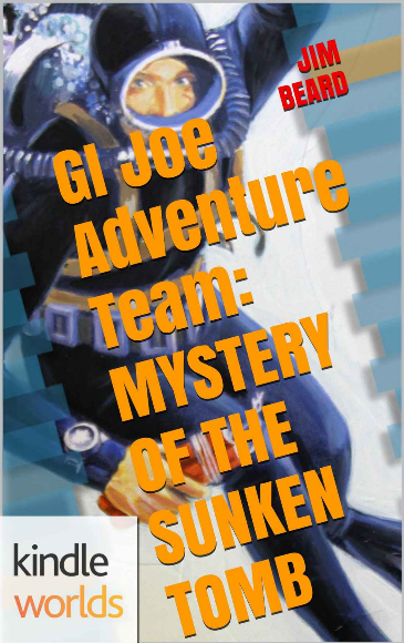 G.I. Joe Adventure Team Mystery of the Sunken Tomb