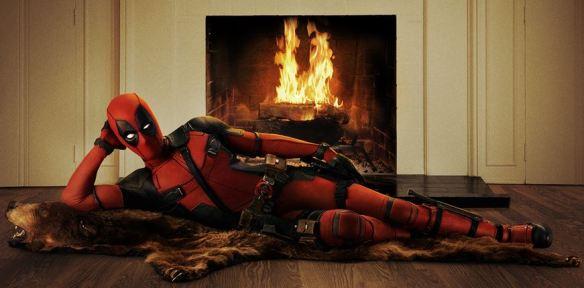 Deadpool movie costume