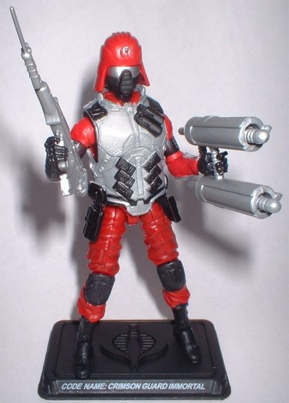 G.I. Joe FSS 4 Crimson Guard Immortal