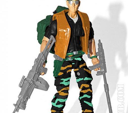 FSS 4 G.I. Joe Pathfinder
