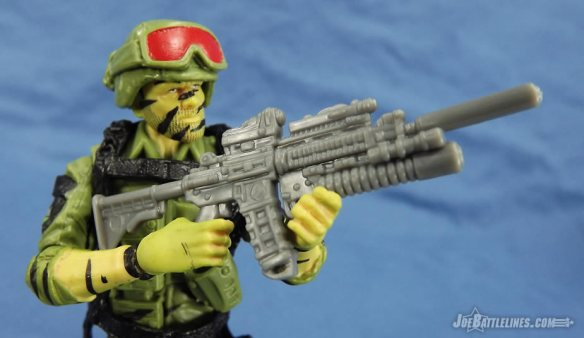 G.I. Joe FSS 3 Hit & Run
