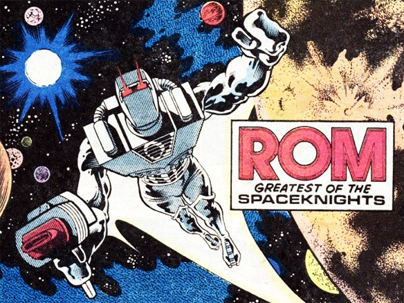 Rom the Spaceknight