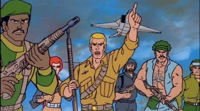 Toy Fair 2016 and the future of G.I. Joe