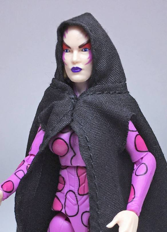 G.I. Joe Collector's Club Pythona cloak