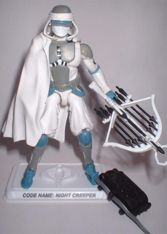 G.I. Joe FSS 4 shipment 2 ice ninja