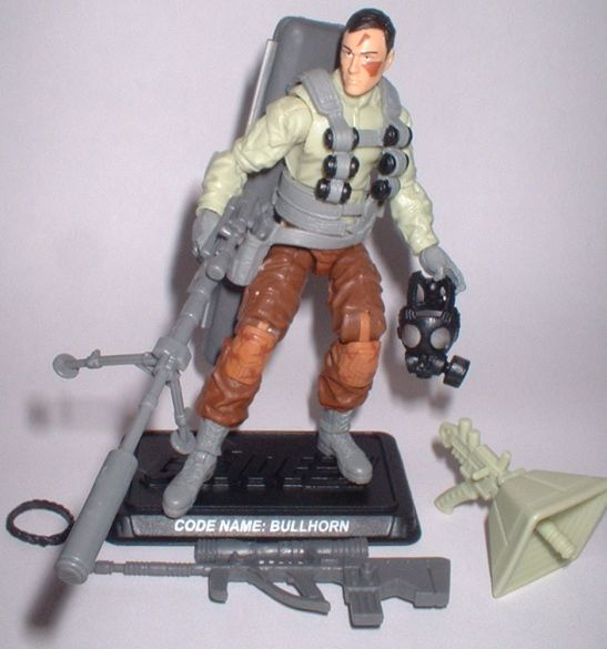 G.I. Joe FSS 4 bullhorn front