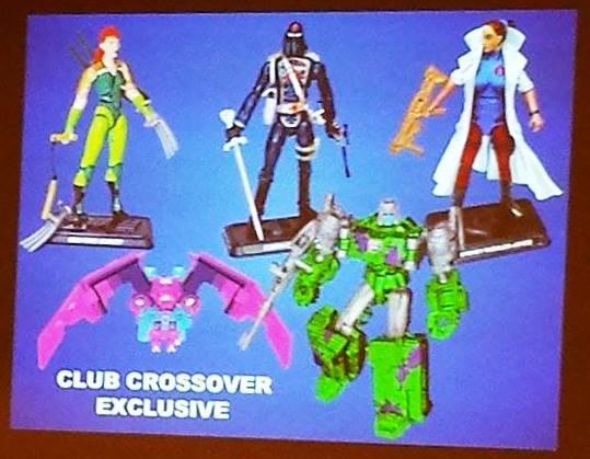 Joe Club Crossover Exclusive Cobra Commander G.I