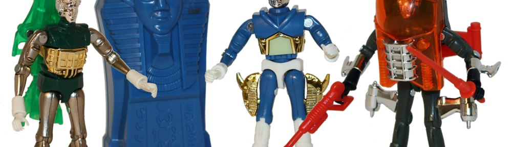 SDCC 2016 MICRONAUTS CLASSIC COLLECTION Set
