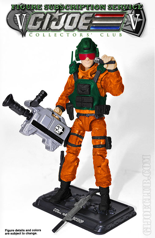 G.I. Joe FSS 5 Scoop