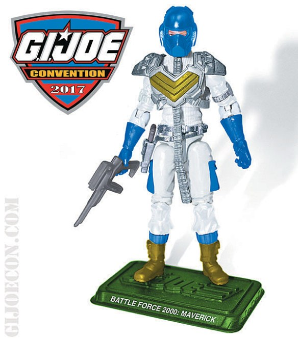 Joe Con 2017 Battle Force 2000 Maverick