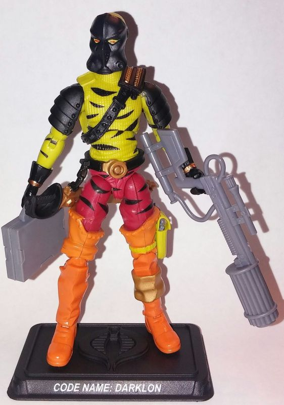 G.i. Joe fss 5 shipment 3 Darklon