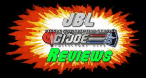 G.I. Joe Collector's Club Figure Subscription Service Reviews