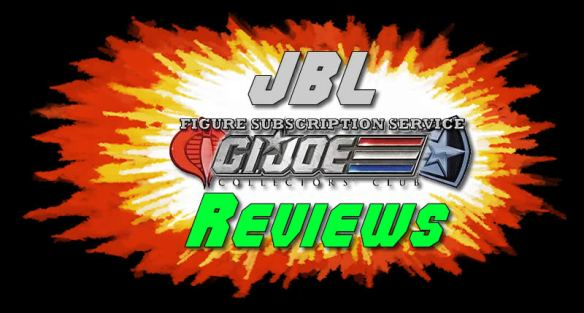 G.I. Joe Figure Subscription Service FSS reviews
