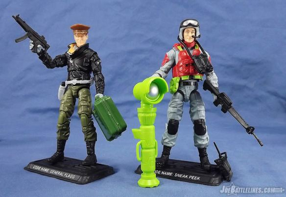 G.I. Joe FSS 5 General Flagg Sneak Peek shipment 4