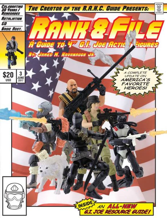 G.I. Joe Rank & File vol 3