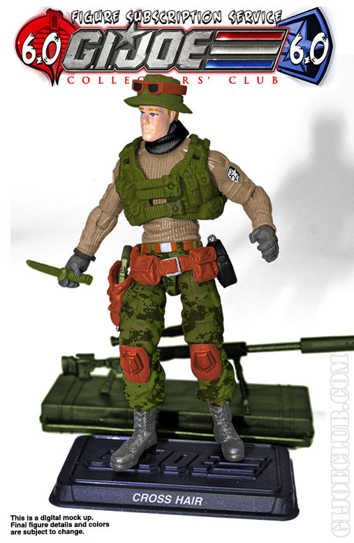 G.I. Joe FSS 6 Cross Hair