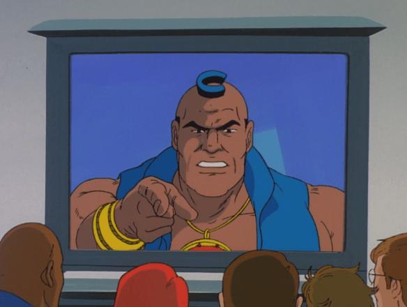 G.I. Joe Sgt Smasher Wrong Stuff Mr C