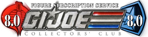 G.I. Joe Collector's Club FSS 8