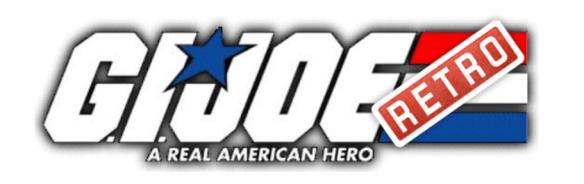 G.I. Joe Retro Series Logo