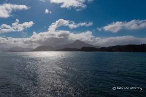Leaving Kodiak