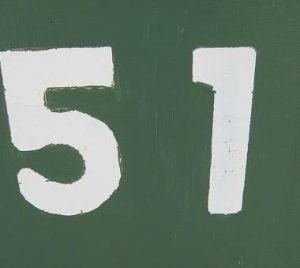 Number-51