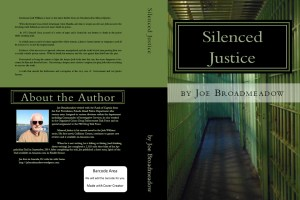 Book Cover Silenced Justice Preview