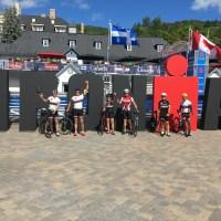 Race Prep at Mont Tremblant