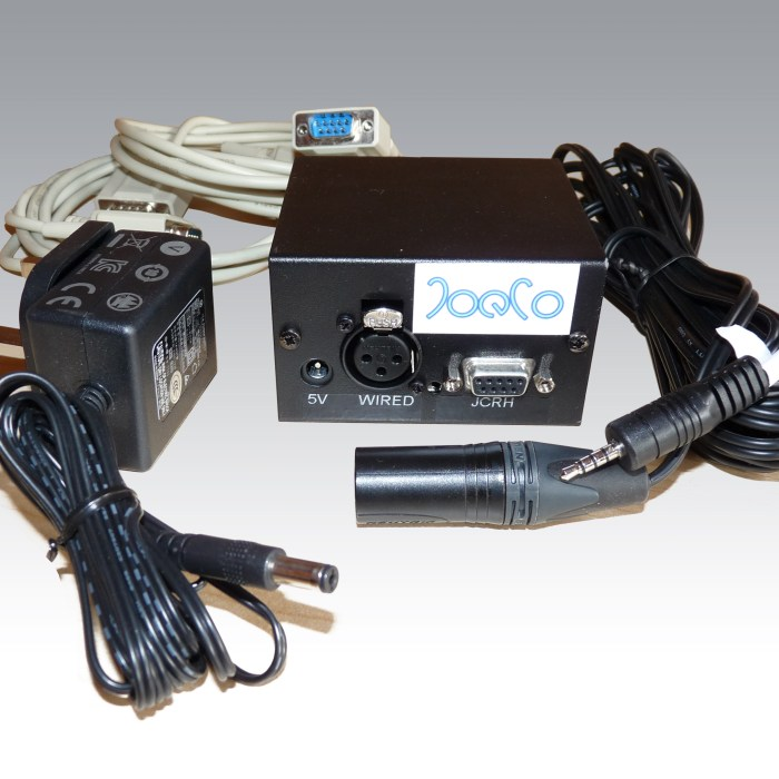 JoeCo Multi-Remote hardware