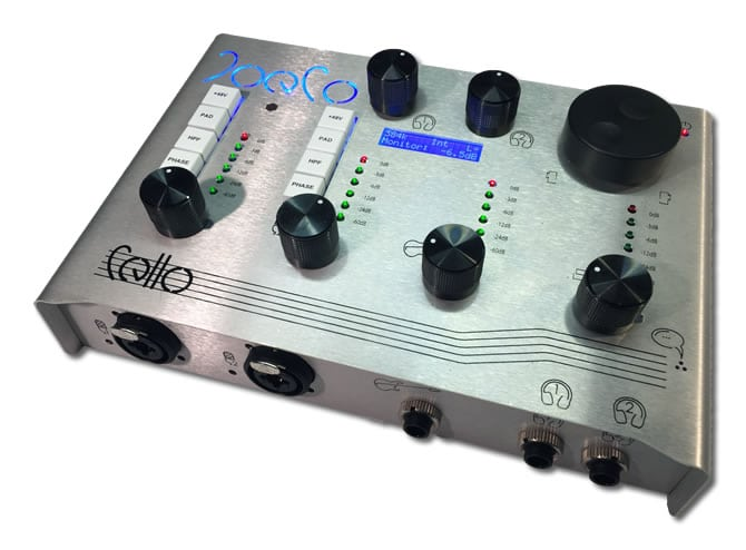 JoeCo Cello Audio Interface