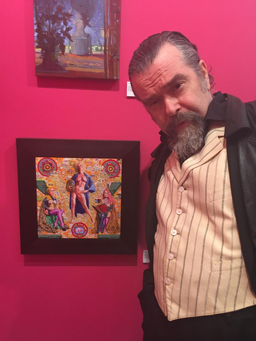 Exhibitions Joe Coleman