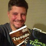 Michael W. Desen with Small Things and Threads.