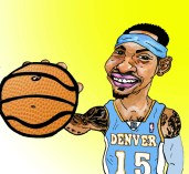 Carmelo Anthony, Denver Nuggets