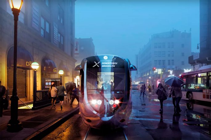 Electric-Streetcar-NYC