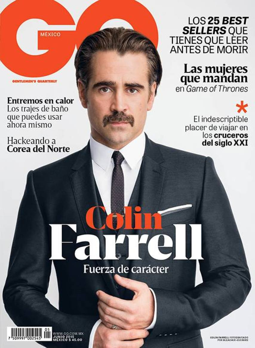 Colin-Farrell-GQ-Mexico-June-2015-Cover