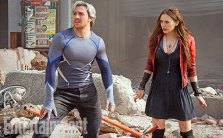 Quicksilver and Scarlet Witch