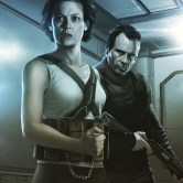 Ripley and a scarred Hicks