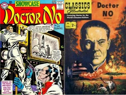 DC Showcase and Classics Illustrated