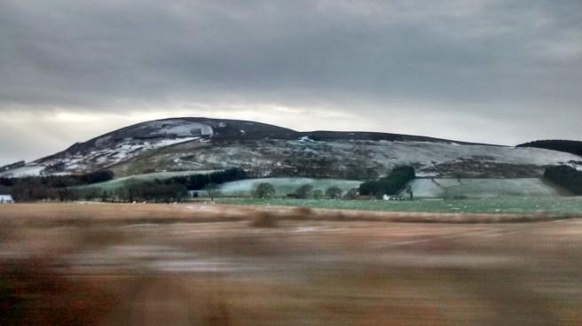 Somewhere north of Carlisle