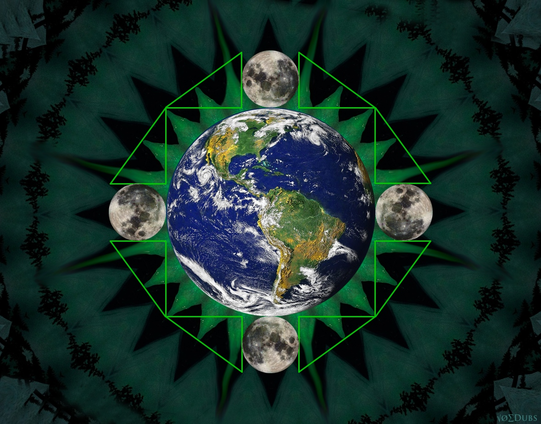 Earth Moon Sync