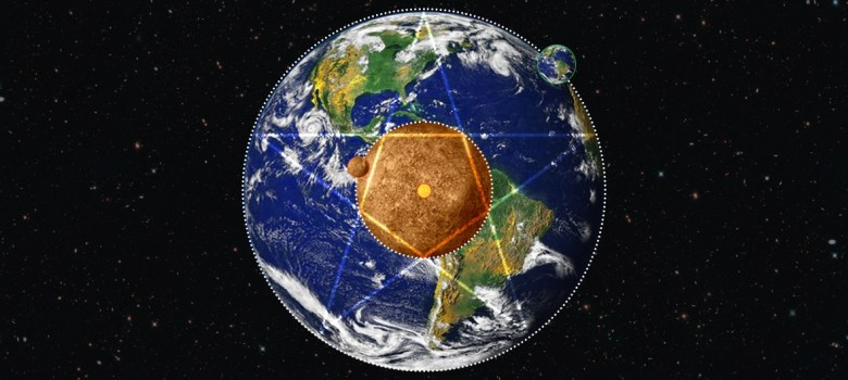 Mercury Earth geometry